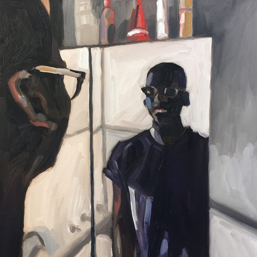 8-the-reflection-oil-on-board-52x52cm-framed-2016-alice-prize-finalist-2016-1400