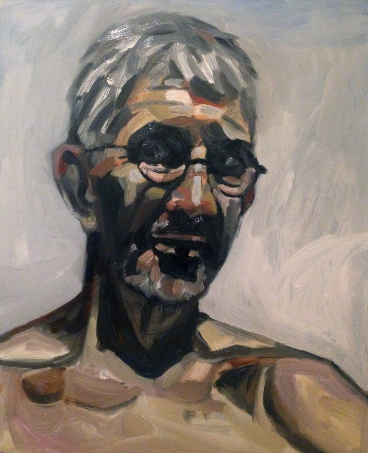 ken-wangat-lodge-oil-on-board-61x49cm-1700-shirley-hannan-portrait-award-finalist