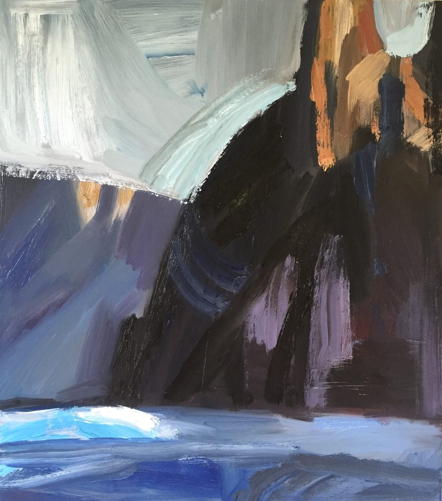 to-the-edge-of-the-earth-9-oil-on-board-46x41cm-1100