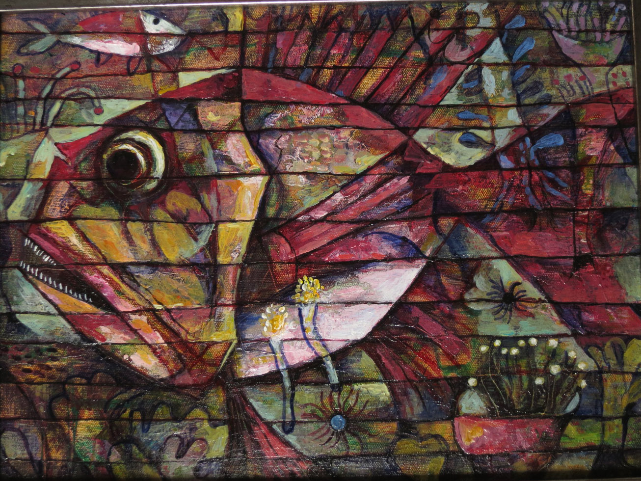 14-fish-no5-2013-40-5x30-5cm-canvas-500