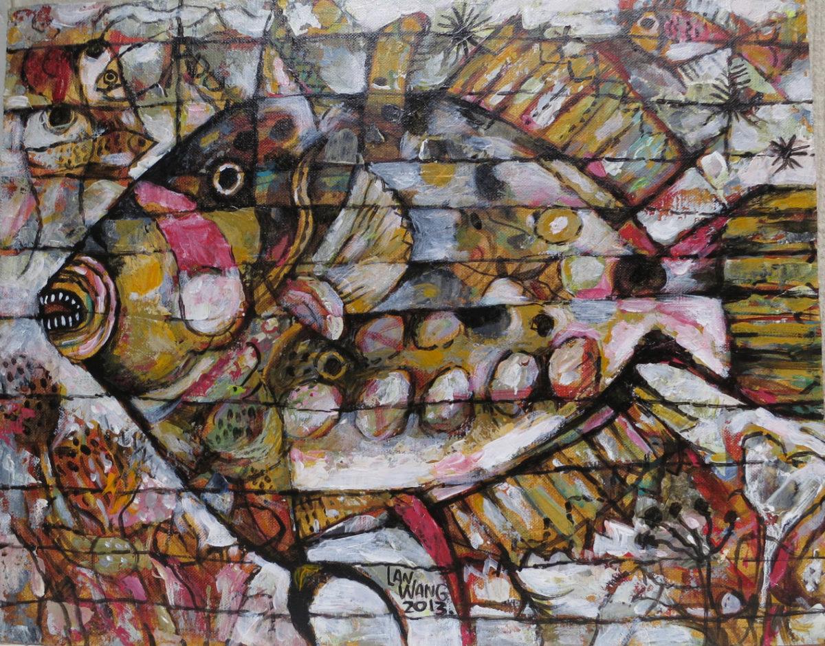 15-fish-no3-2013-35-x28cm-canvas-400