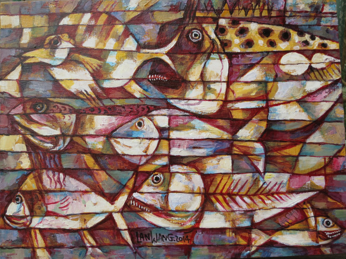 18-fish-no1-2014-40-5x30-5cm-canvas-500