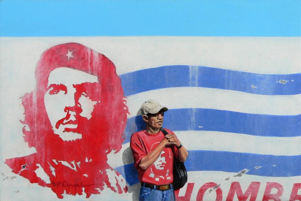 Che Che, Havana_ 14cmx21cm