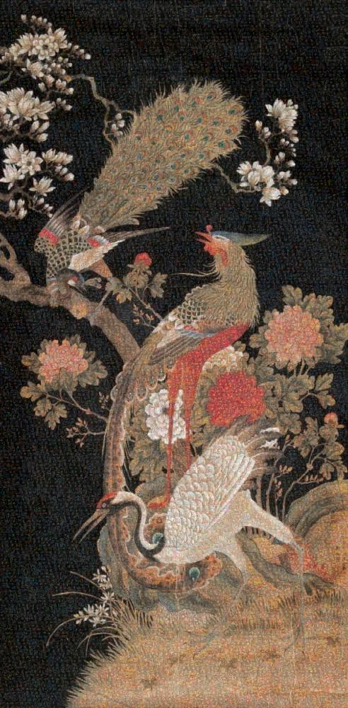 G, The Birds No.5, 200cmX[98.5cm,Inkjet Pigment print,2016, 6+2AP, $8,000+gst