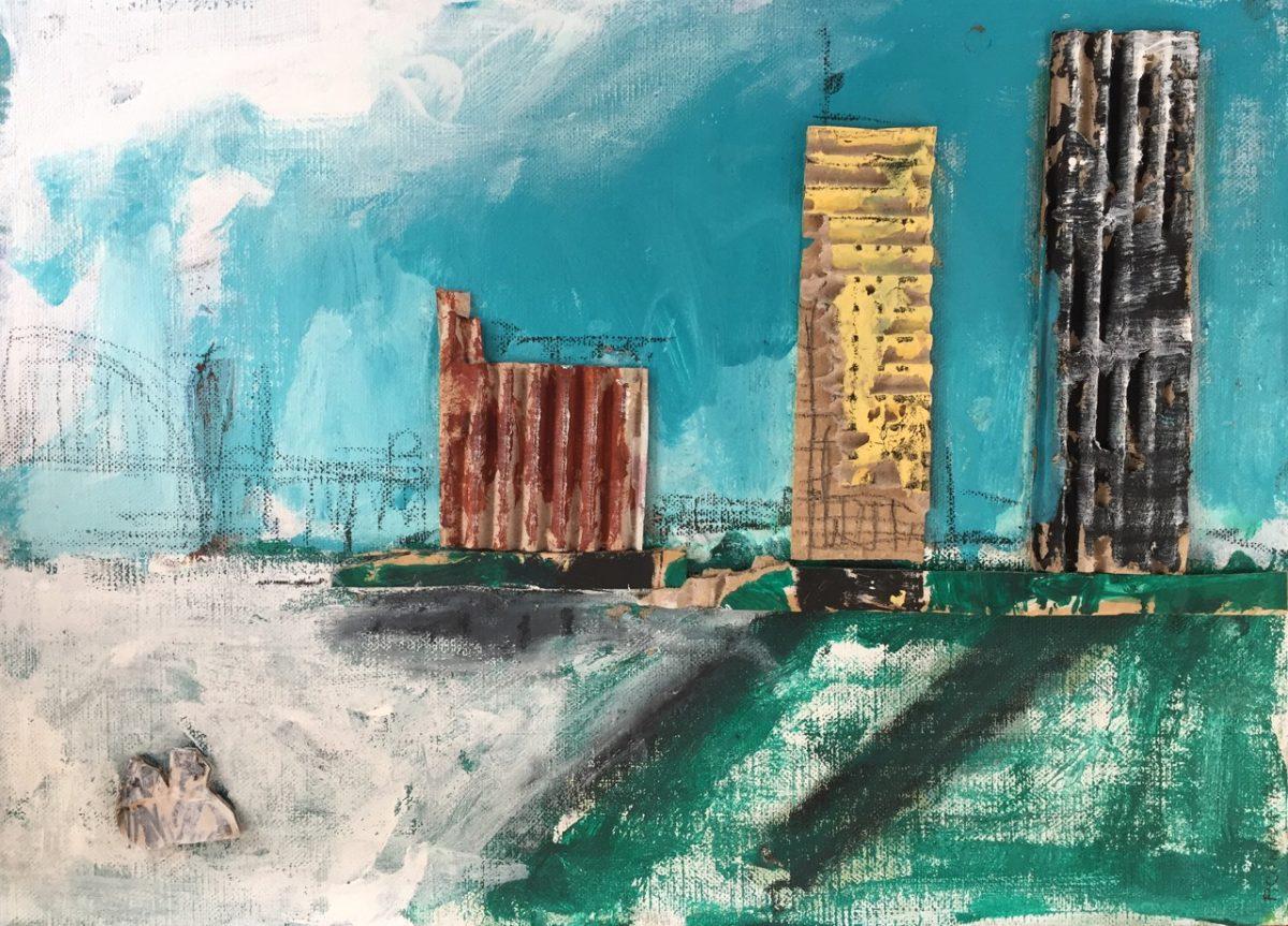 Cityscape no.1