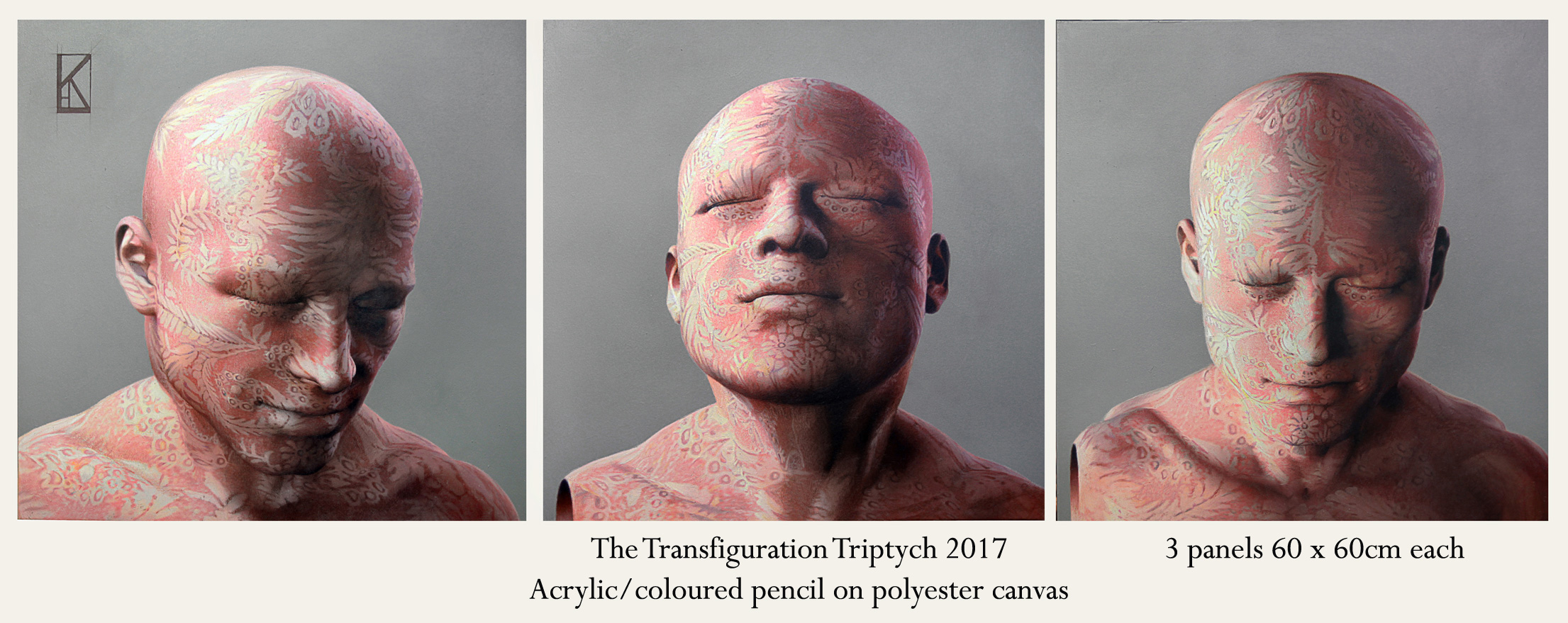 The Transfiguration Triptych