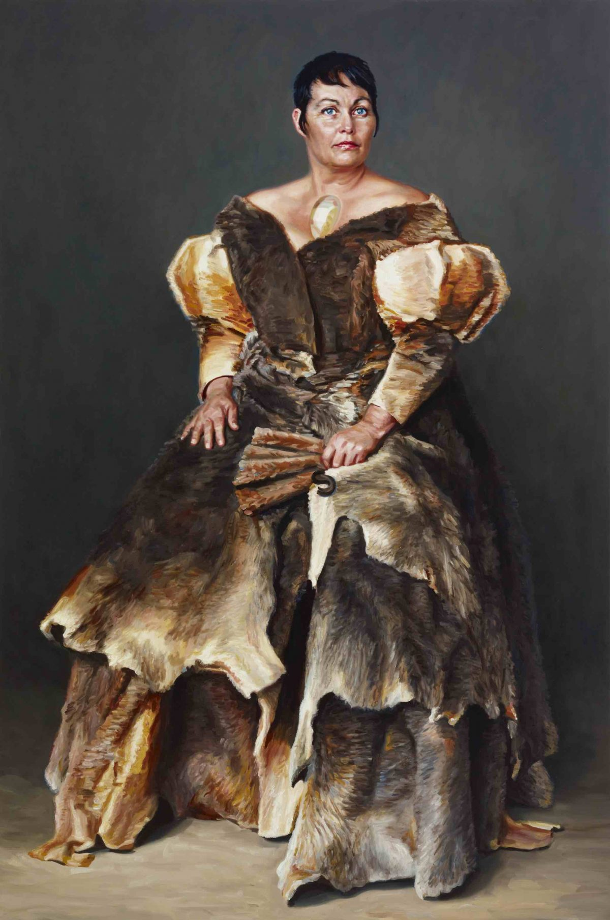Heiress (Portrait of Joan Ross)
