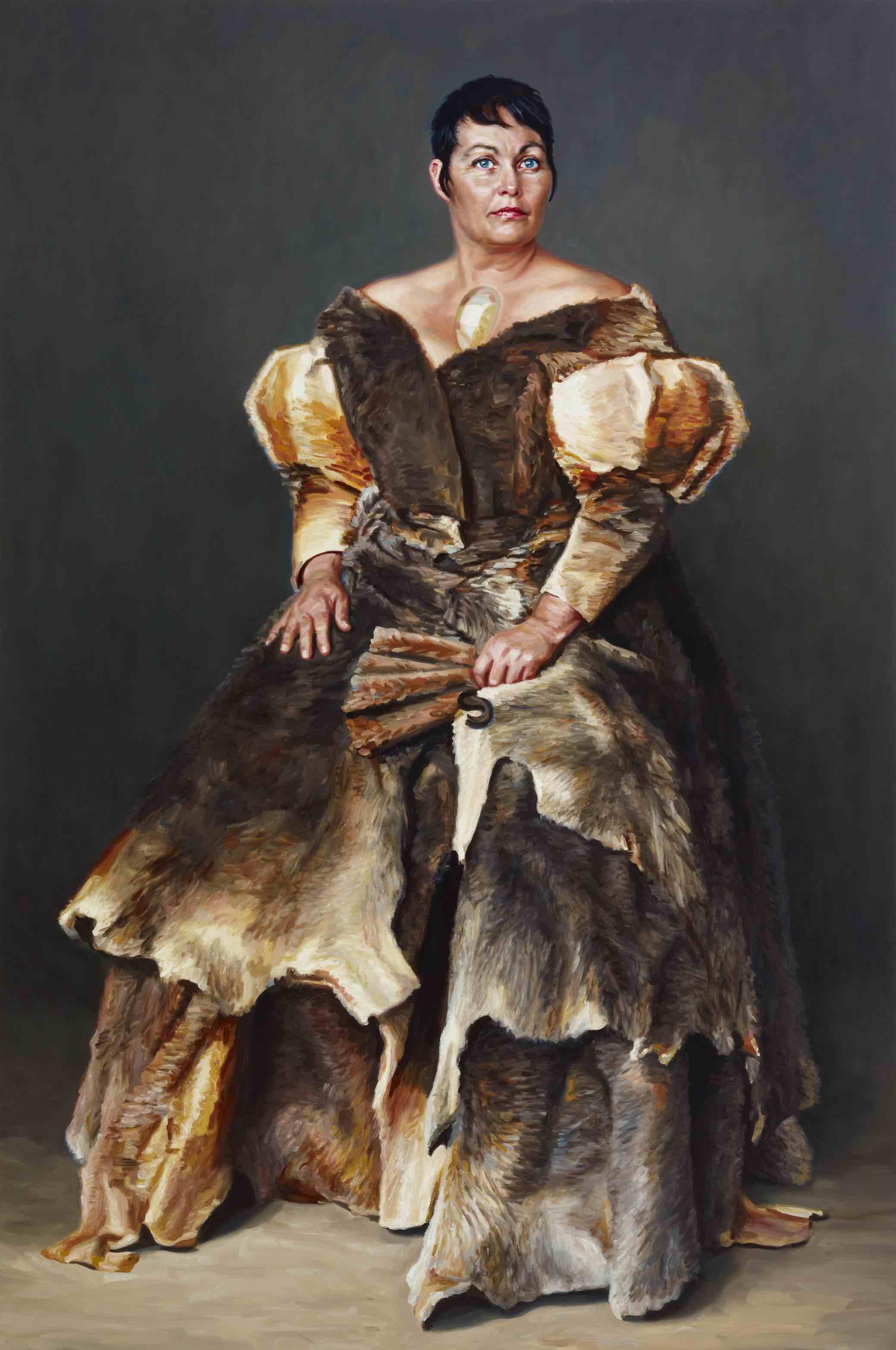 Heiress (Portrait of Joan Ross)