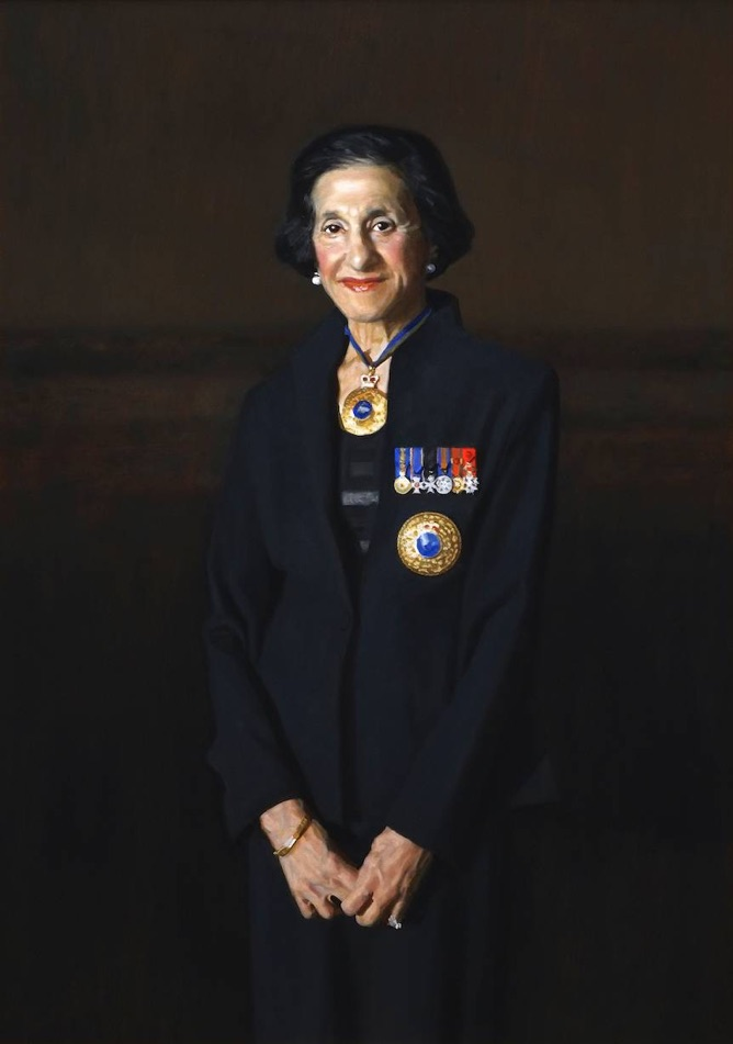 Her Excellency Professor The Honourable Dame Marie Bashir AD, CVO, Governor of NSW