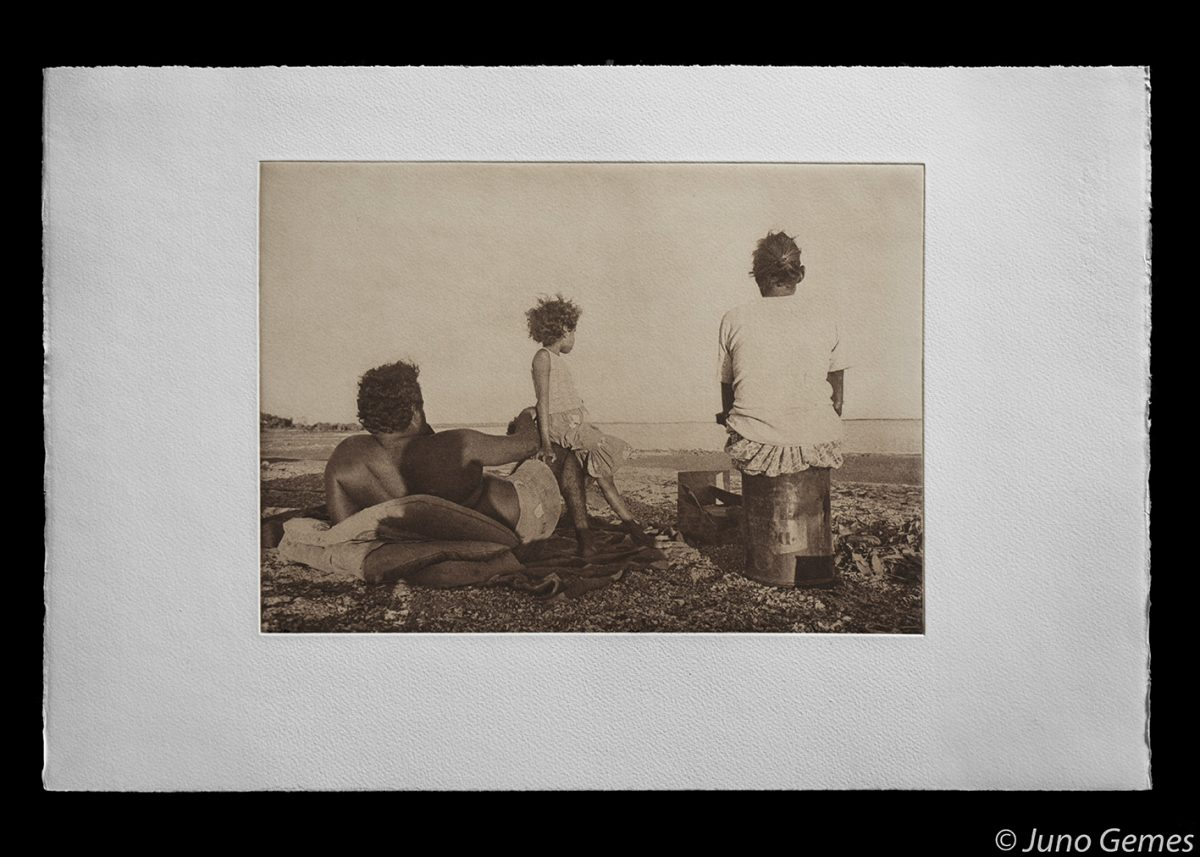 One with the Land photogravure (1 of 29)