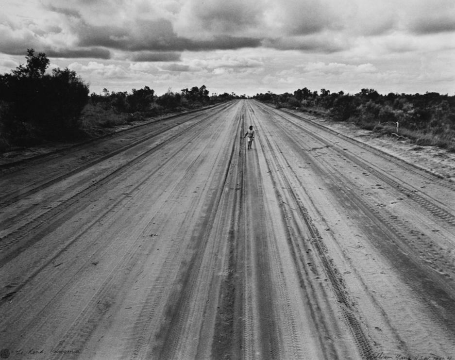 9 The Road Enngonia. 1990