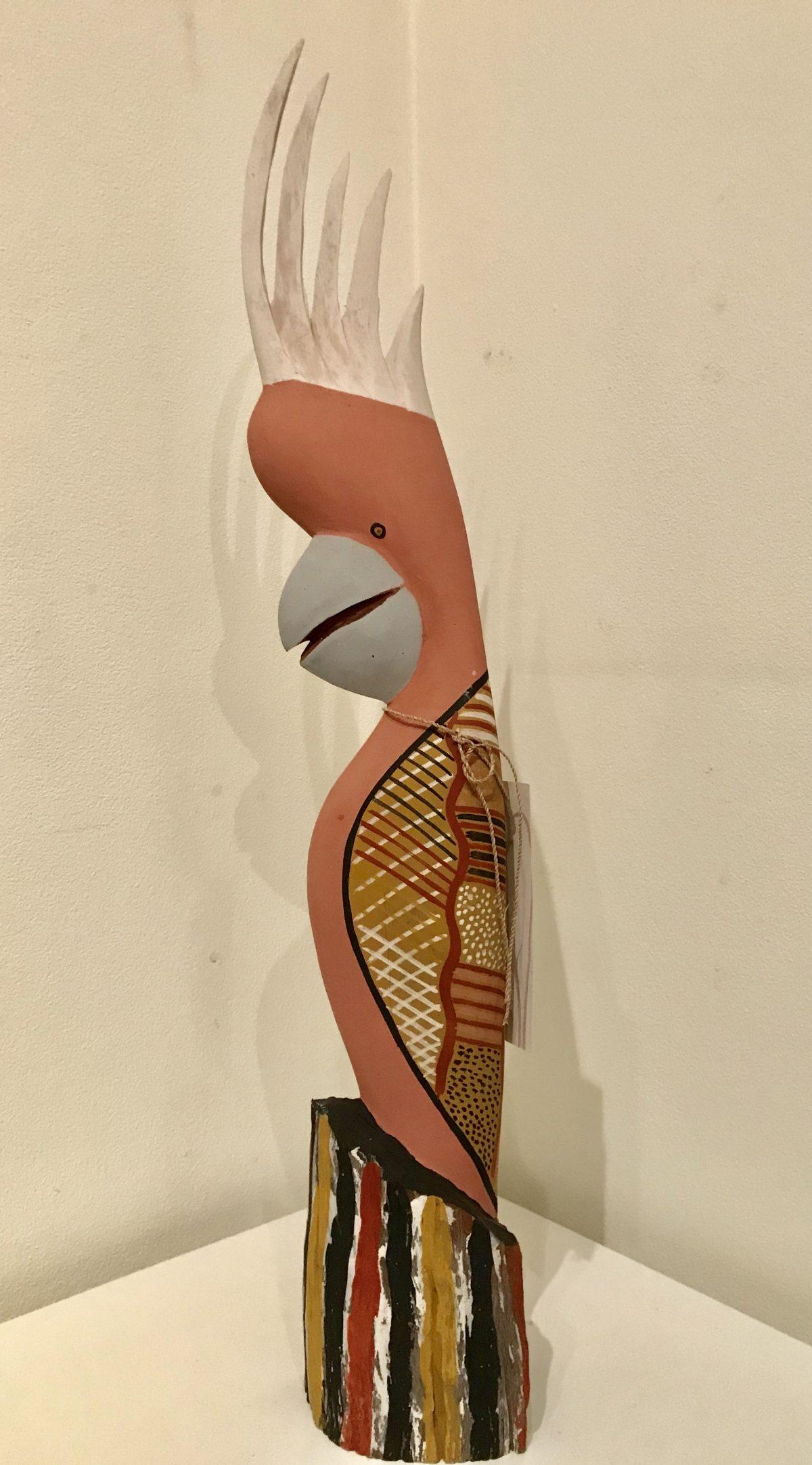 Art Atrium Tiwi Design Cockatoo