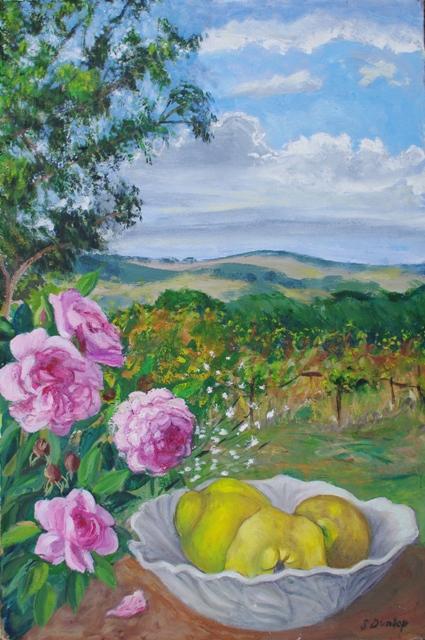 sophie quinces, roses