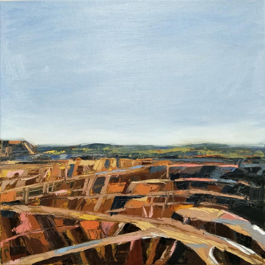 Art Atrium Nick Ferguson