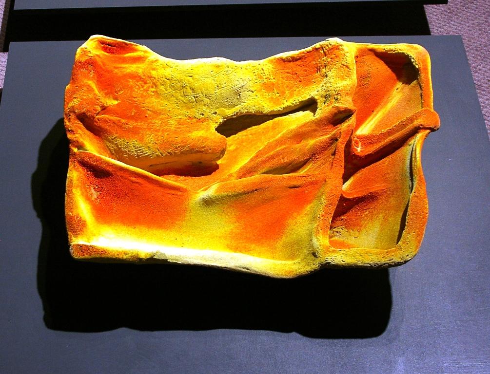 Art Atrium Ros Auld and Gabriella Hegyes Coastal Sandstone 2 20x50x50cm approx