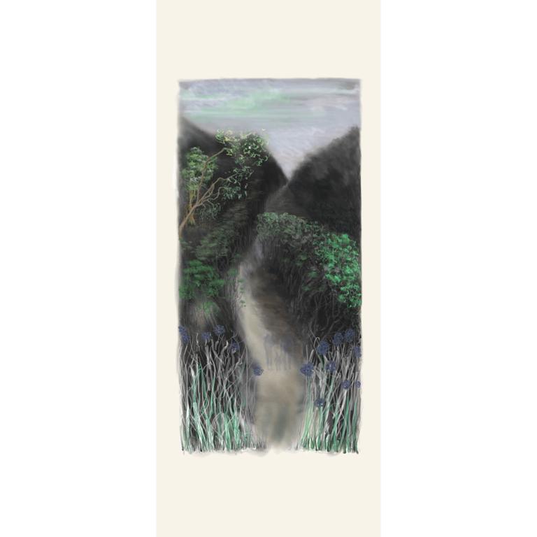 Art Atrium Paul Connor Today We Are 215 x 85 cm Ipad print on belgium linen low res