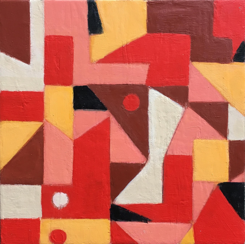Art Atrium Susan O'Doherty Middle Distance. # 2