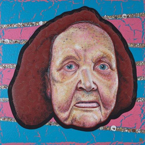 Art Atrium Blak Douglas Archibald Prize 2019
