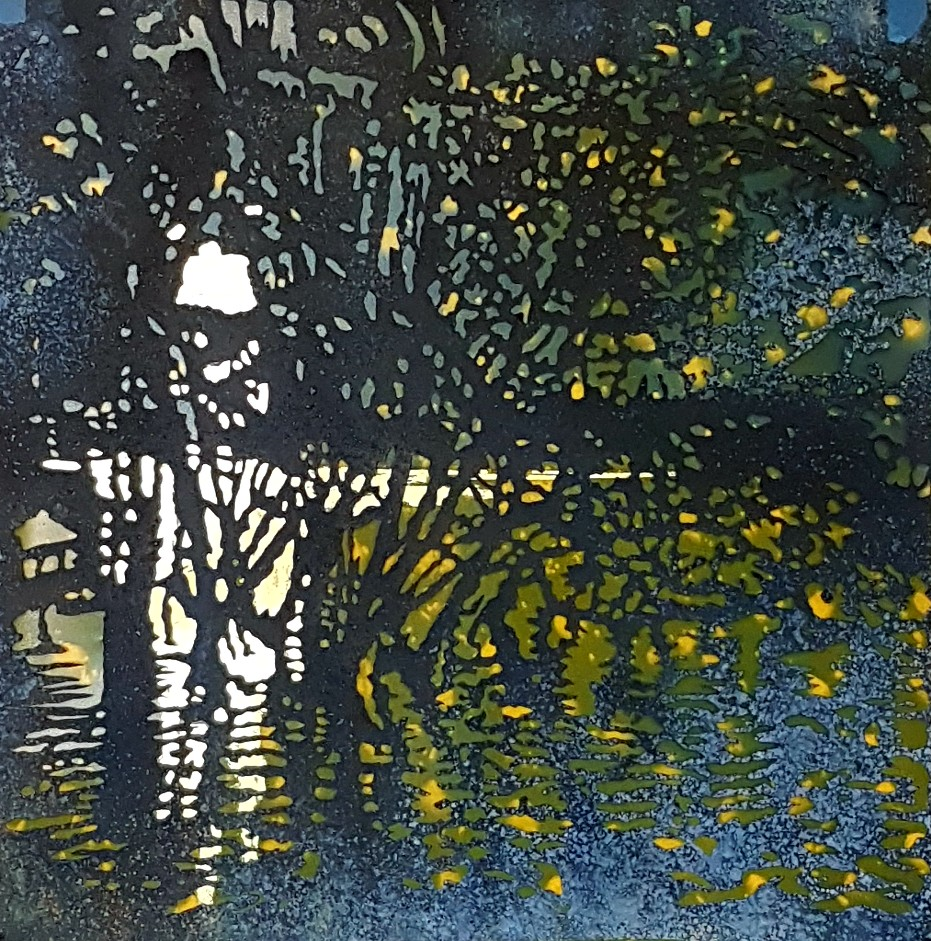 Art Atrium - Andrew Tomkins Sunset, Meadowbank low res