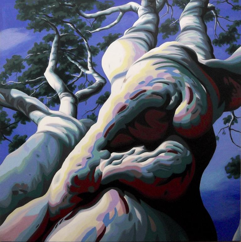 Art Atrium - Fan Dongwang - GumTree(TwoFigures)