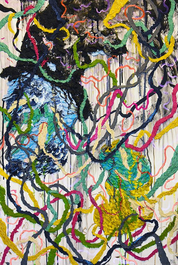Art Atrium - Desmond Mah - They come , they take, they...