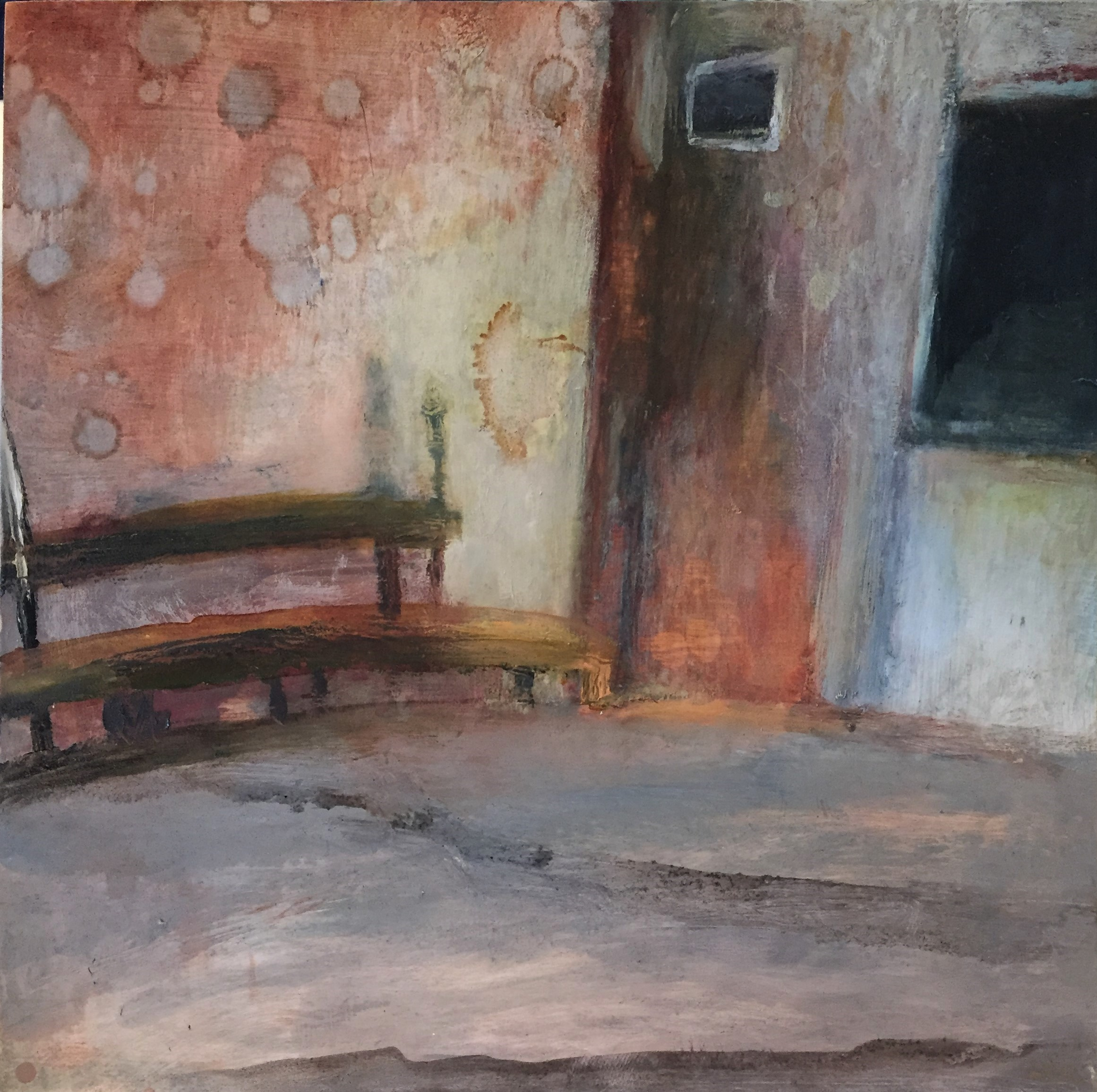 Art Atrium - Lyndall Beck - Small space - Long Echo