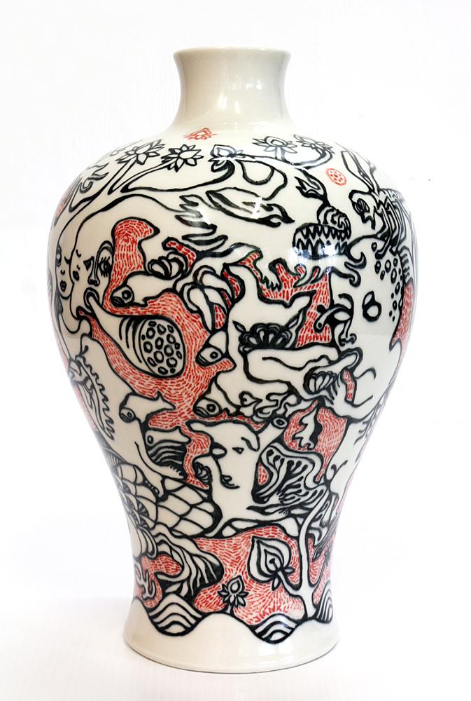 Art Atrium Mai Nguyen-Long Un-Civilised 3