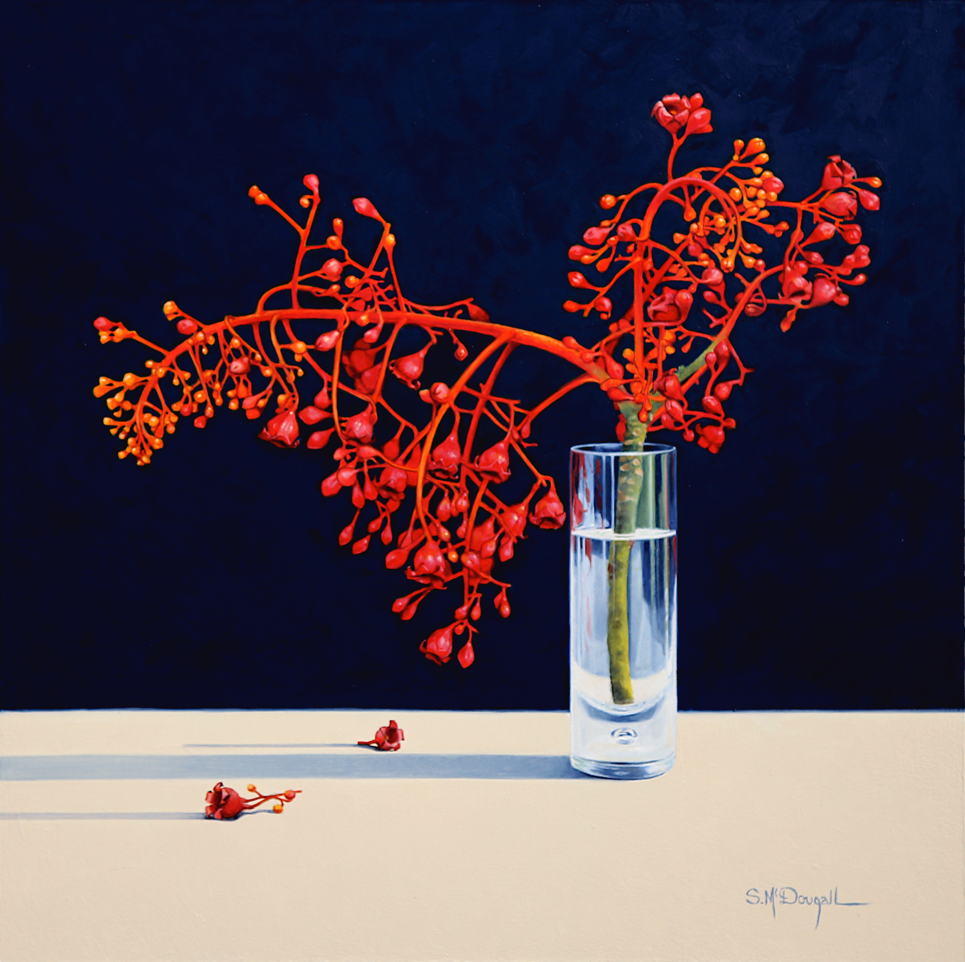 Art Atrium Scott McDougall Illawarra flame tree