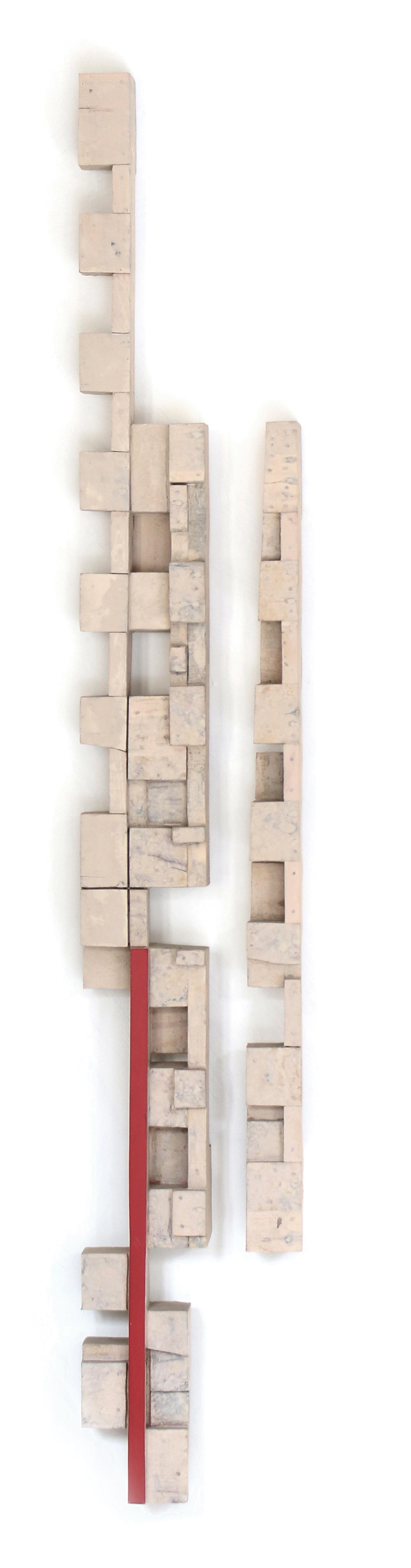 Art Atrium Tony Twigg A half of sticks