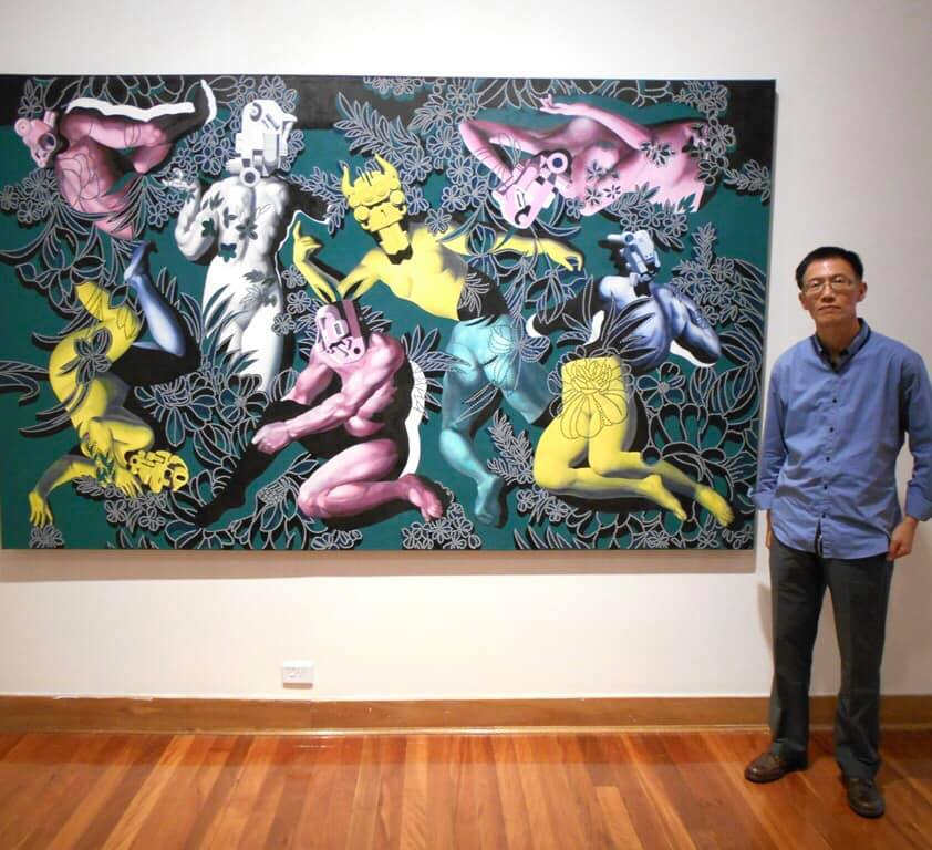 Art Atrium, Contemporary Art, Australian Art, Art Gallery, Sydney Art Gallery, Collecting Art, Art and Design, Chinese Australian Artist, Chinese Artist
