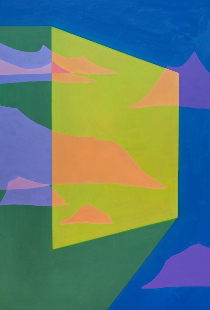 Art Atrium, Contemporary Art, Australian Art, Art Gallery, Sydney Art Gallery, Collecting Art, Art and Design, Chinese Australian Artist, Chinese Artist, Landscape, Abstract Art, Art Exhibition, Sydney, Geometric Design, Chinese Australian Artist, Abstract Landscape