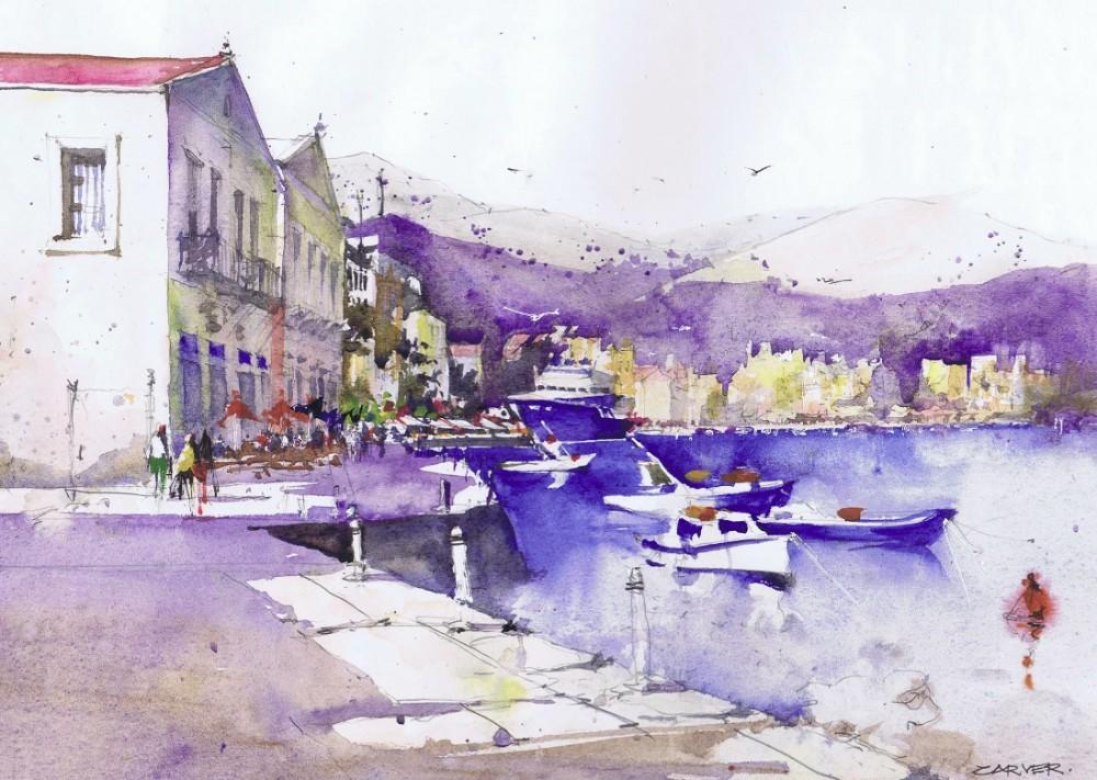 33-promenade-symi-harbour