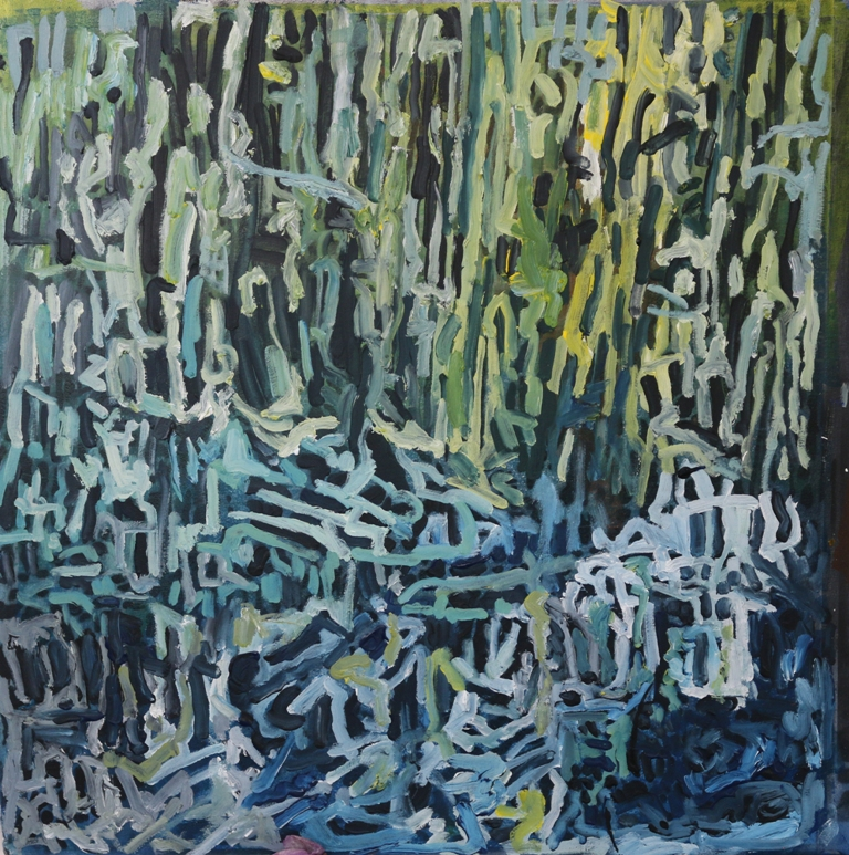 27. The Forest and the Lily Pond IV p