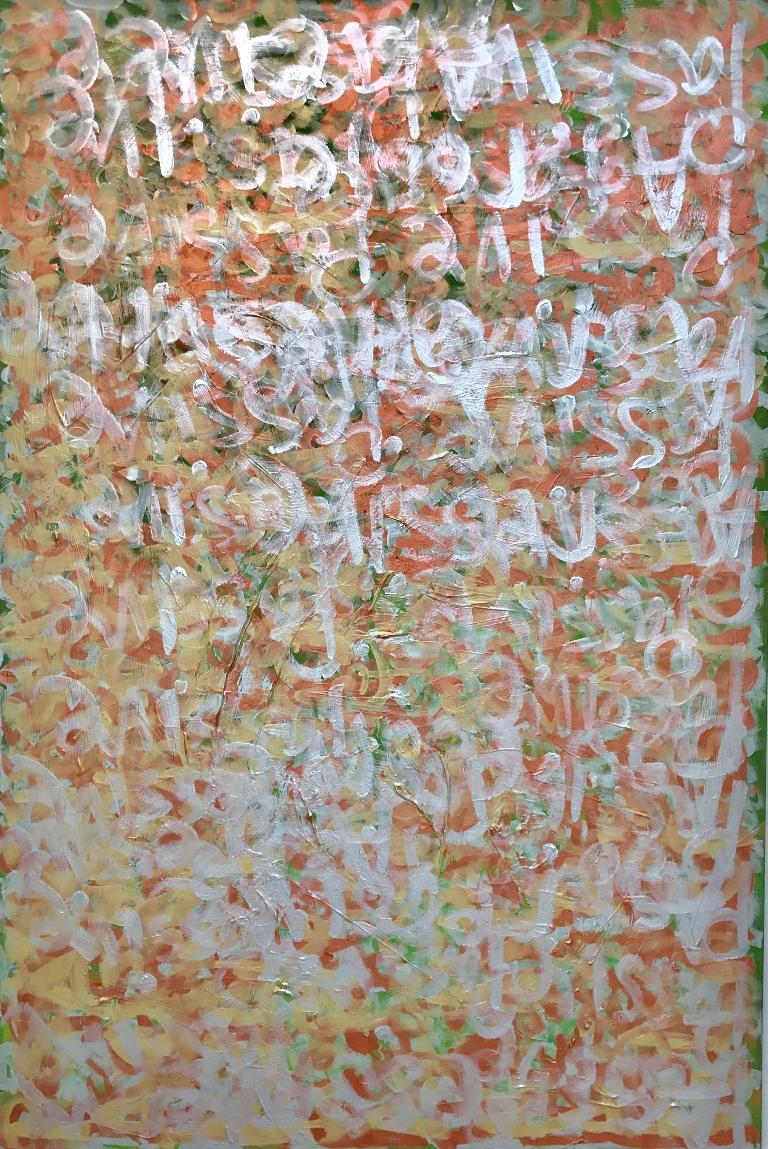Art Atrium Clinton Nain Passive Aggressive - Warpaint #1 low res
