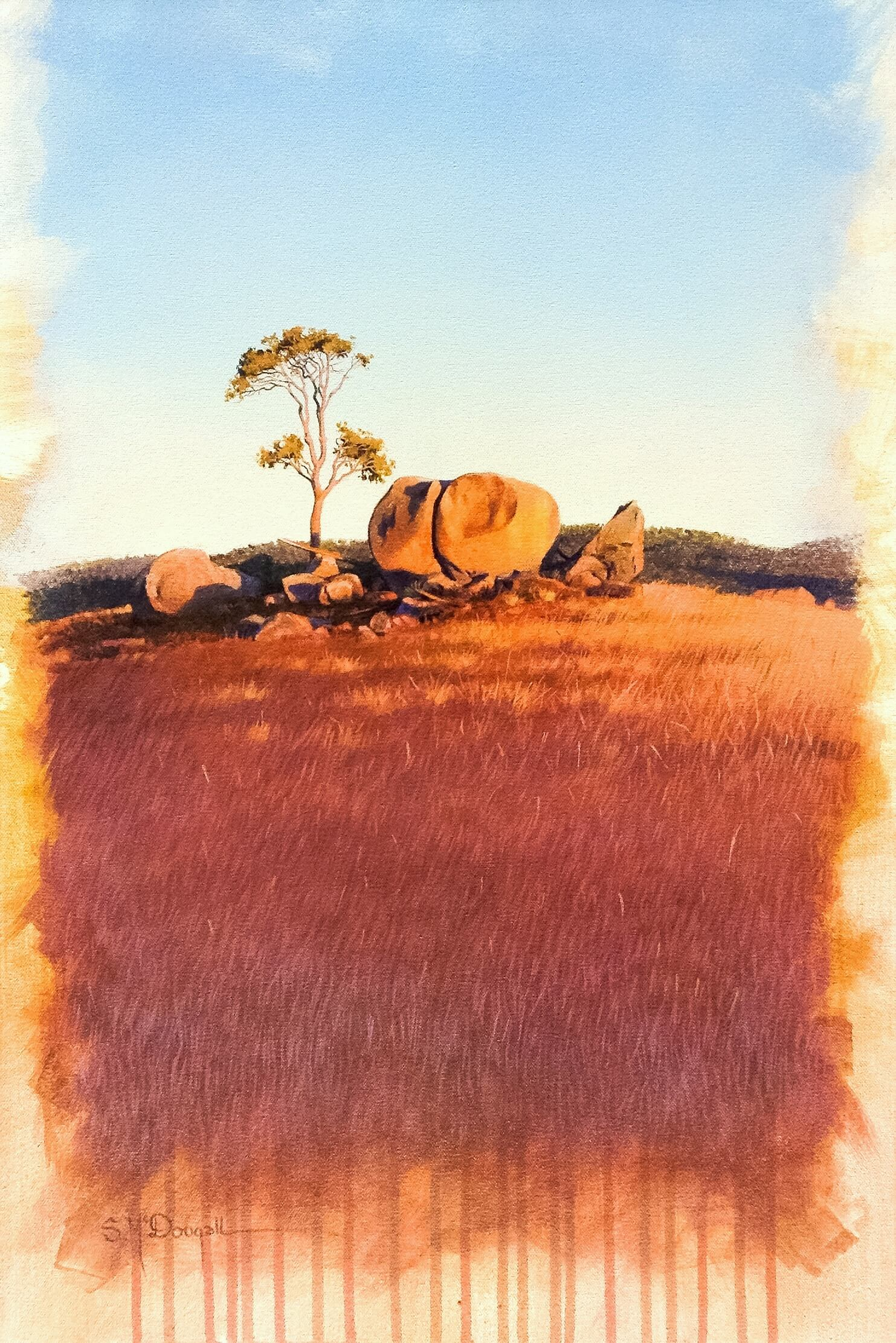 scott-mcdougall-morning-light-tenterfield-61cm-x-41cm-acrylic-on-canvas-4500