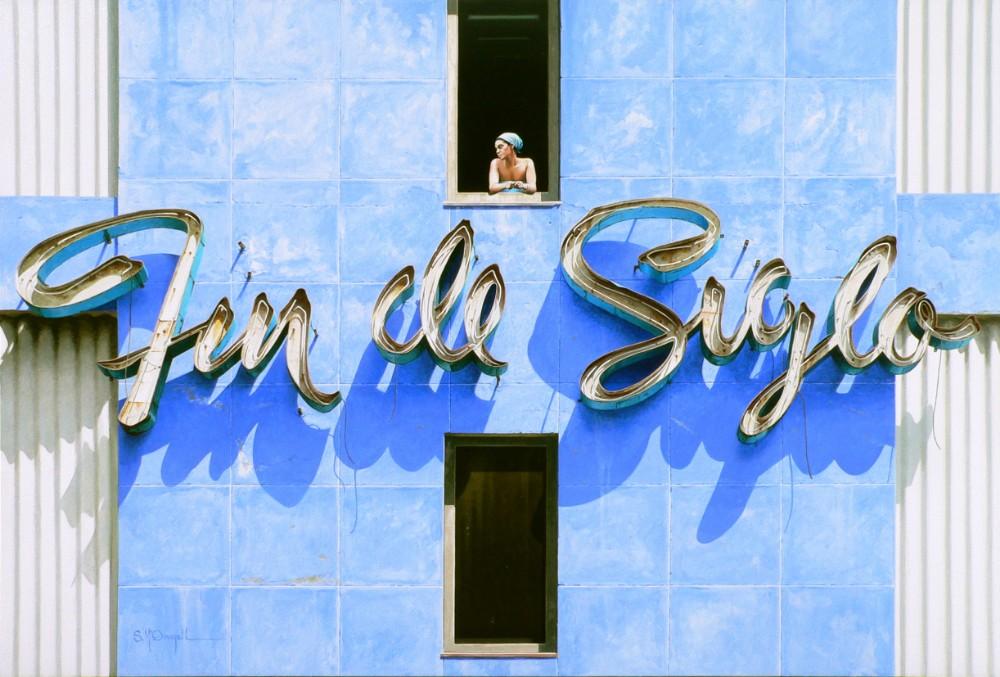 Esperanzas y suenos-Havana (Hopes&Dreams)92cm x 137cm