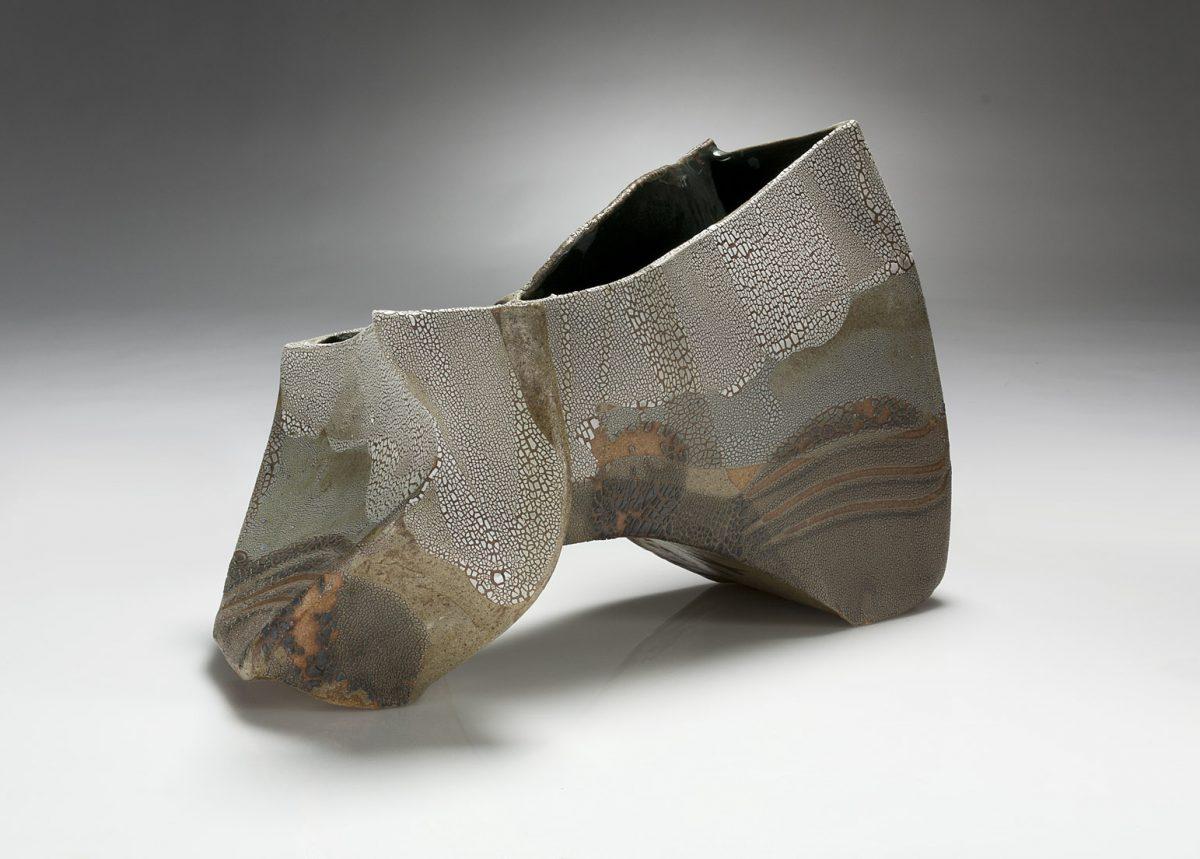 Art Atrium, Contemporary art, Australian art, Art gallery, Art exhibition, Art & Design, Australian Artist, Ceramics, Pottery, Objects, Australian Landscape, Vessel, Landform, Orange, Sculpture