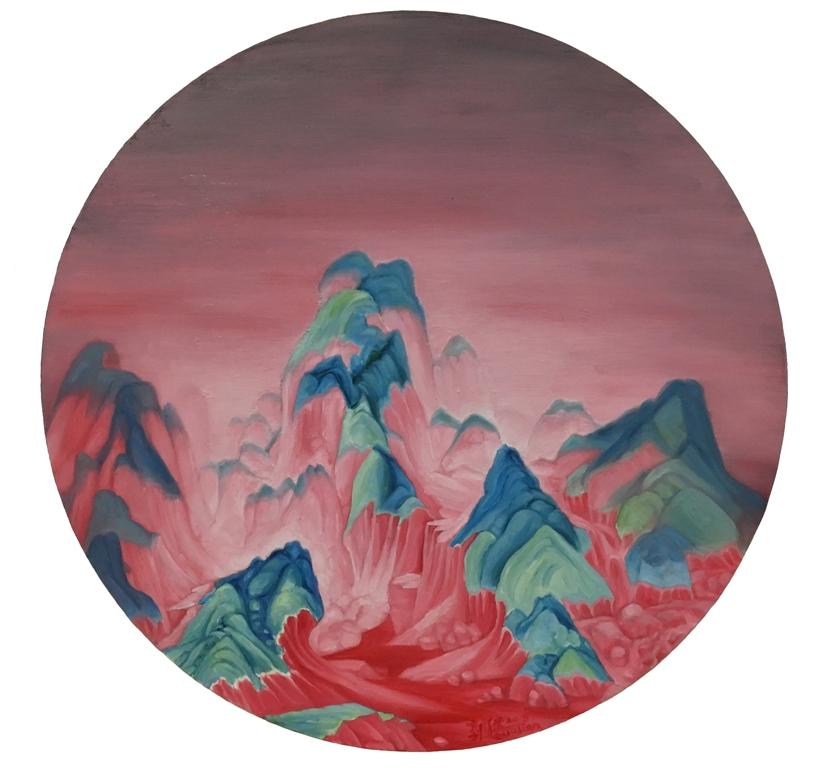 Art Atrium Guo Jian landscape low res