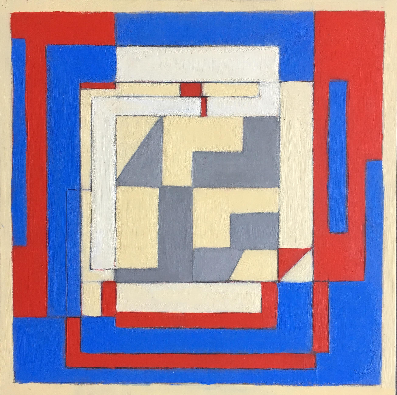 Art Atrium Susan O'Doherty Grey Figure #1