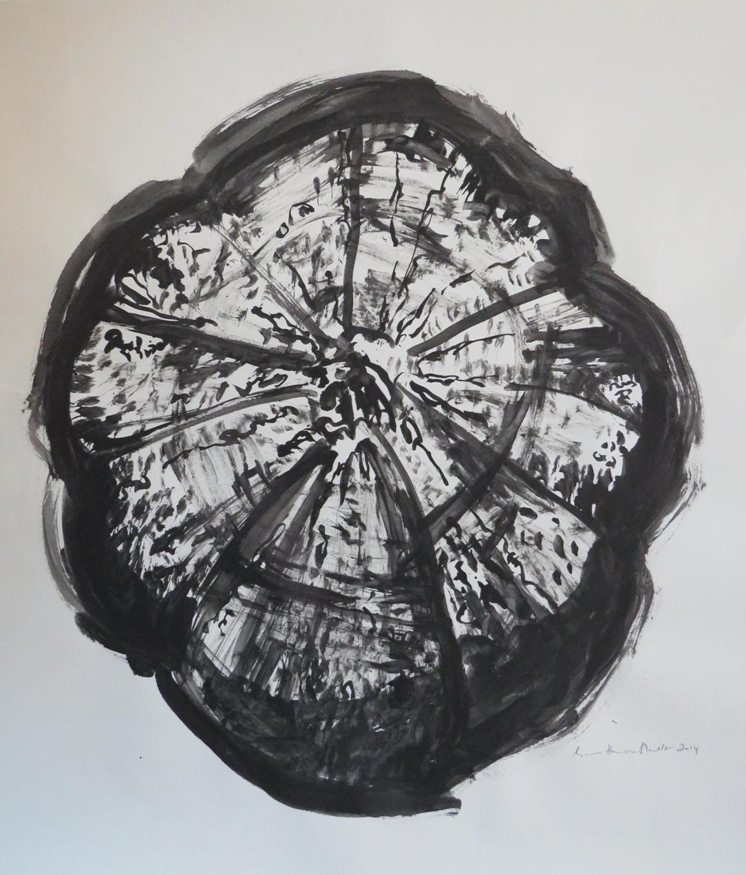 Art Atrium - Lynne Howarth-Gladston Gourd 2 low res