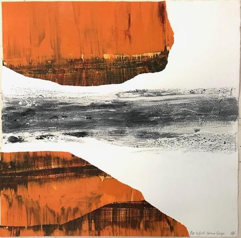 Art Atrium - Kate Birscoe - Rockface Emma Gorge