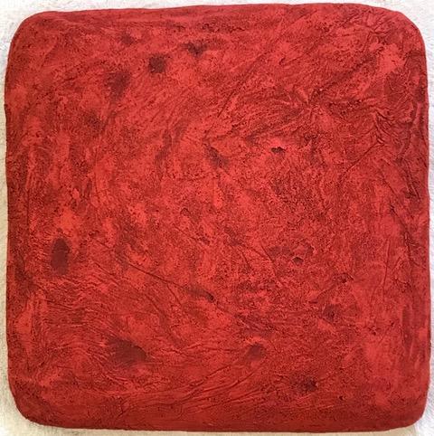 Art Atrium - Kate Briscoe - Hot Rockface - pink