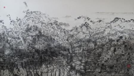 Art Atrium Brett Bailey River Bed
