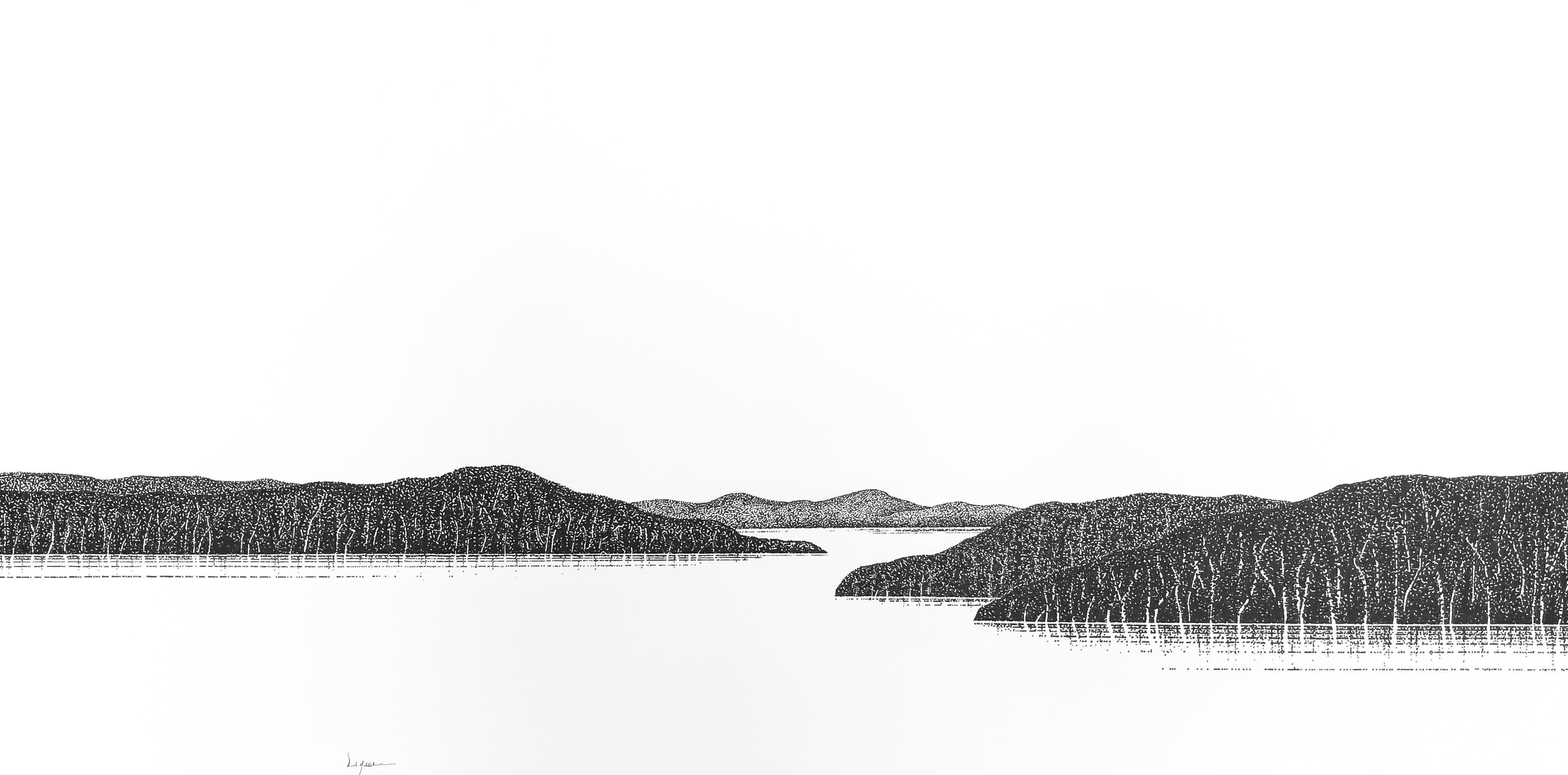 Art Atrium - David Middlebrook - The Dam Wall