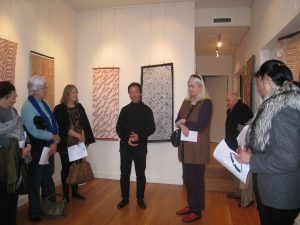 Art Atrium - Maningrida Arts & Culture Exhibition Opening launched by Jennifer Isaacs AM